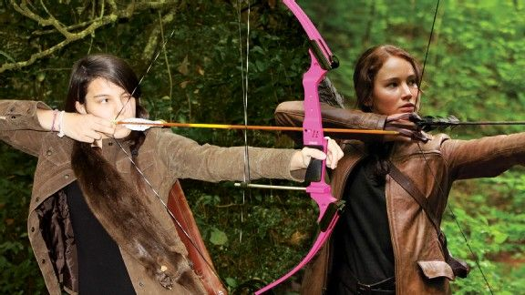 who is katniss everdeen dating in real life But the back story of the actress and how she came to play katniss is a games movie process the further capitol-ization of a real-life katniss everdeen.