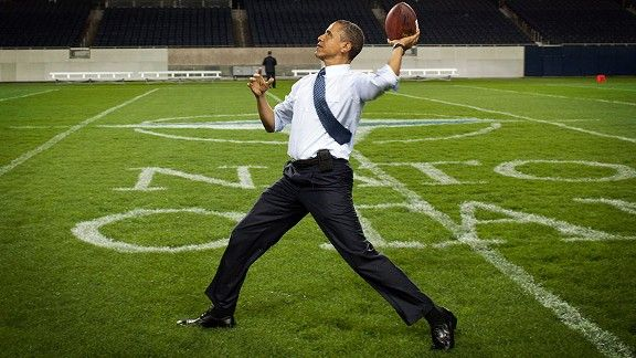 Gallery u s presidents playing football