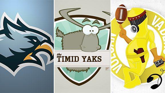The web's best fantasy football team logos