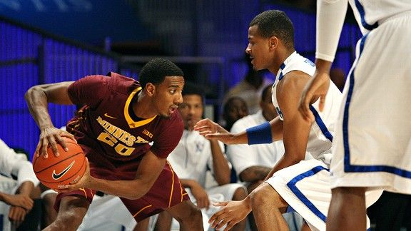 2013-14 College Basketball Preview - Minnesota Golden Gophers