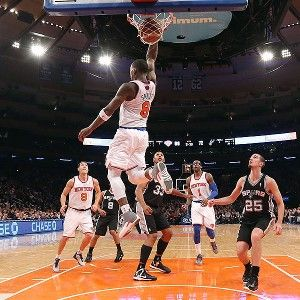 New York Knicks are legitimate championship contenders, after another win over San Antonio Spurs
