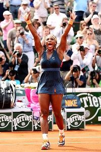Serena Williams takes 16th Slam title