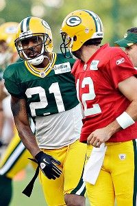 Woodson backs Aaron Rodgers