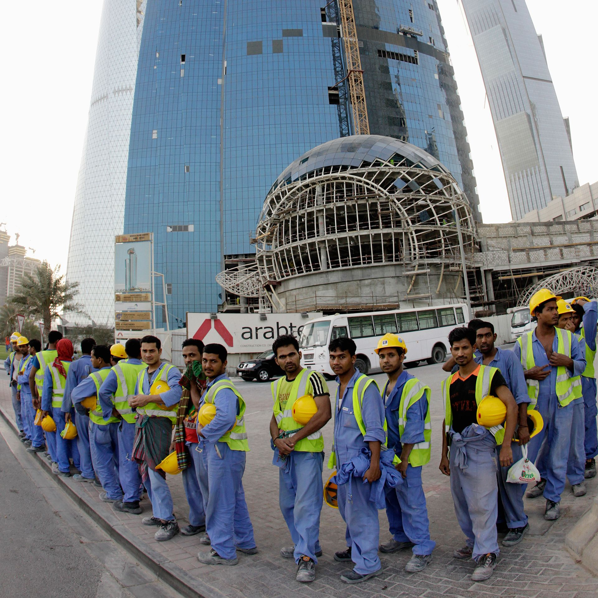 Qatar Rugby: Human Rights Concerns Raised In Qatar Before World Cup