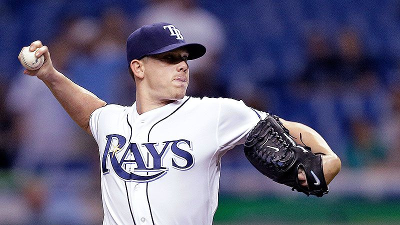 Jeremy Hellickson out 6-8 weeks