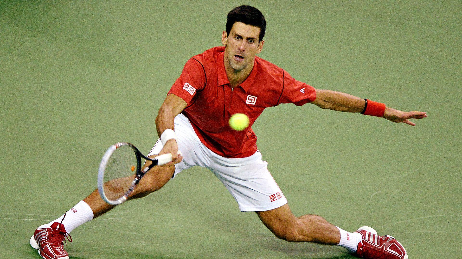 Novak Djokovic takes Shanghai title
