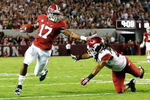 Alabama strikes up potent RB duo again