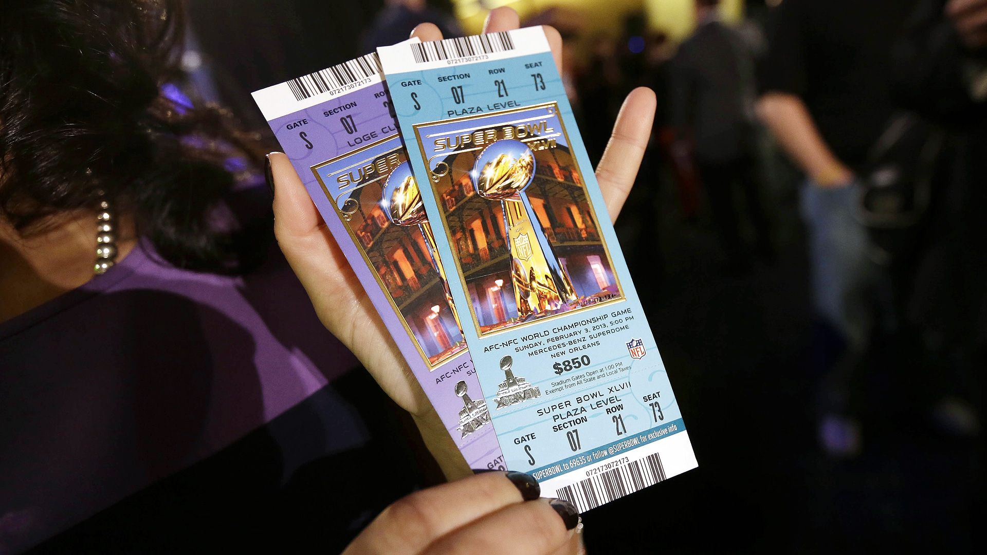 nfl owners ok on location experiences to sell super bowl tickets
