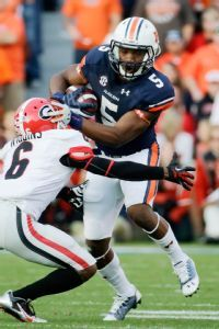 Louis emerges as playmaker for Auburn