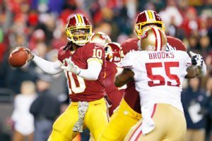 Brooks: RG III shouldn't be playing