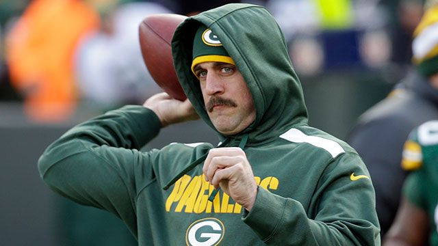 Aaron Rodgers remains sidelined