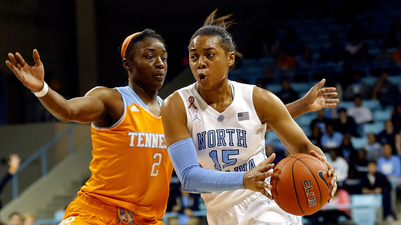 Total Access - North Carolina Tar Heels' freshmen make ...