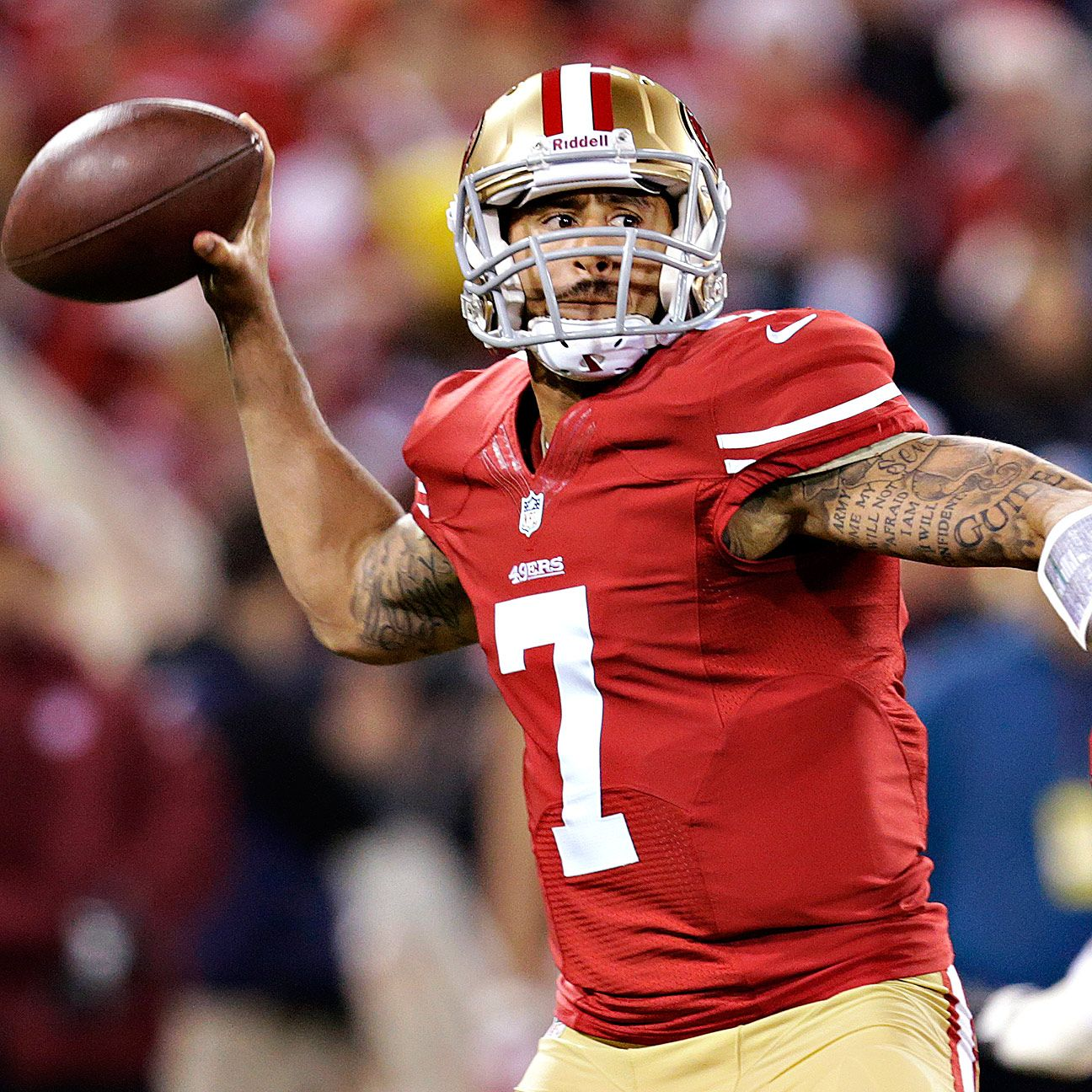 Inside Slant: Colin Kaepernick ramifications - NFL Nation ...