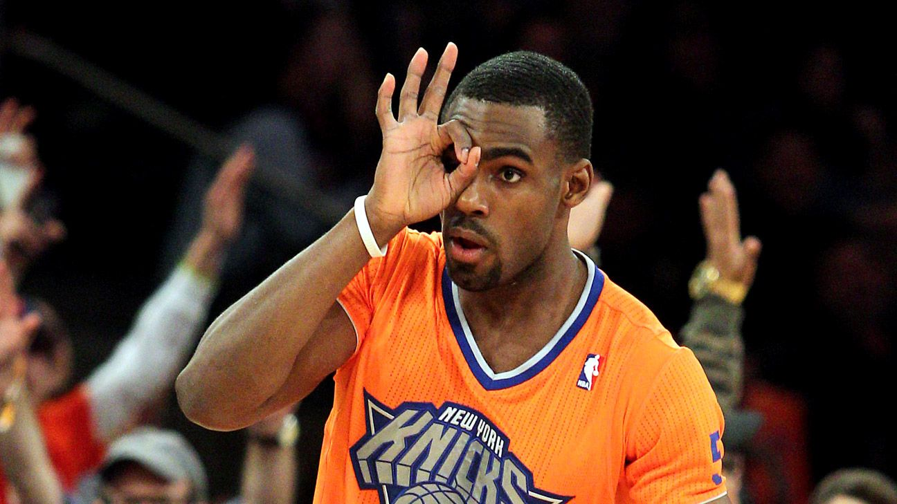 Opening Tip: Boost Hardaway's minutes? - New York Knicks ...