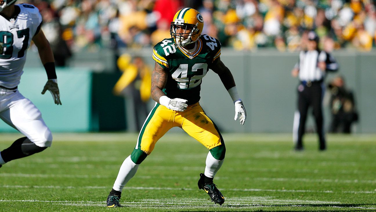 Green Bay Packers might have to open without safety Morgan Burnett
