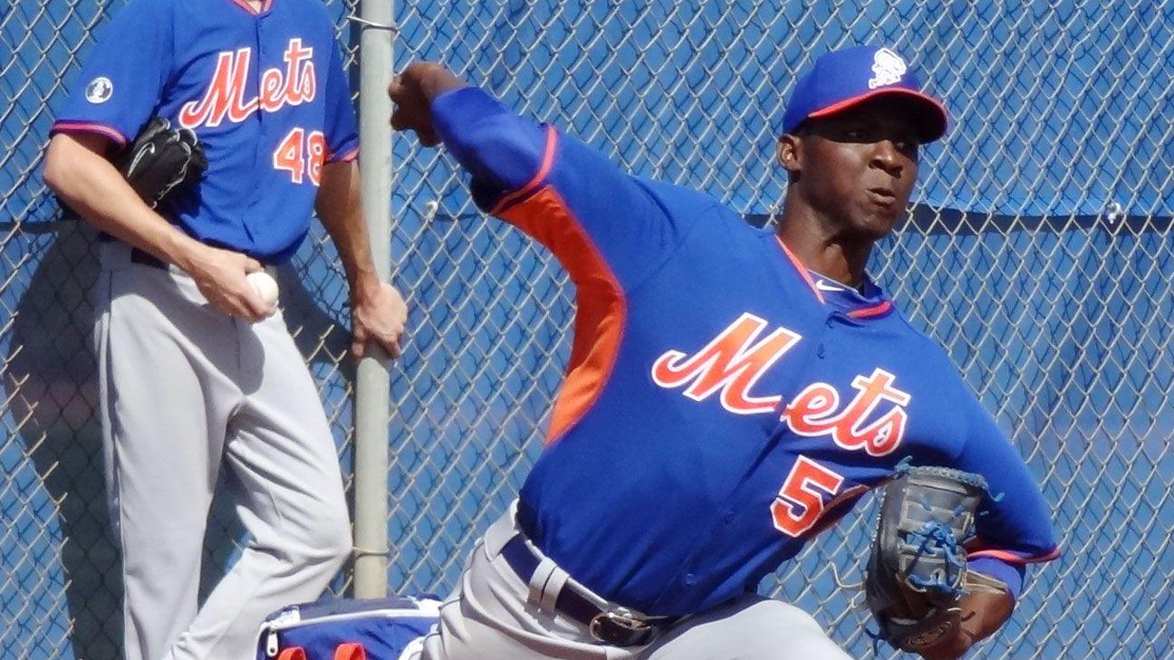 Rafael Montero to debut vs. Yankees