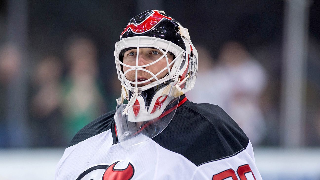 Martin Brodeur would welcome trade