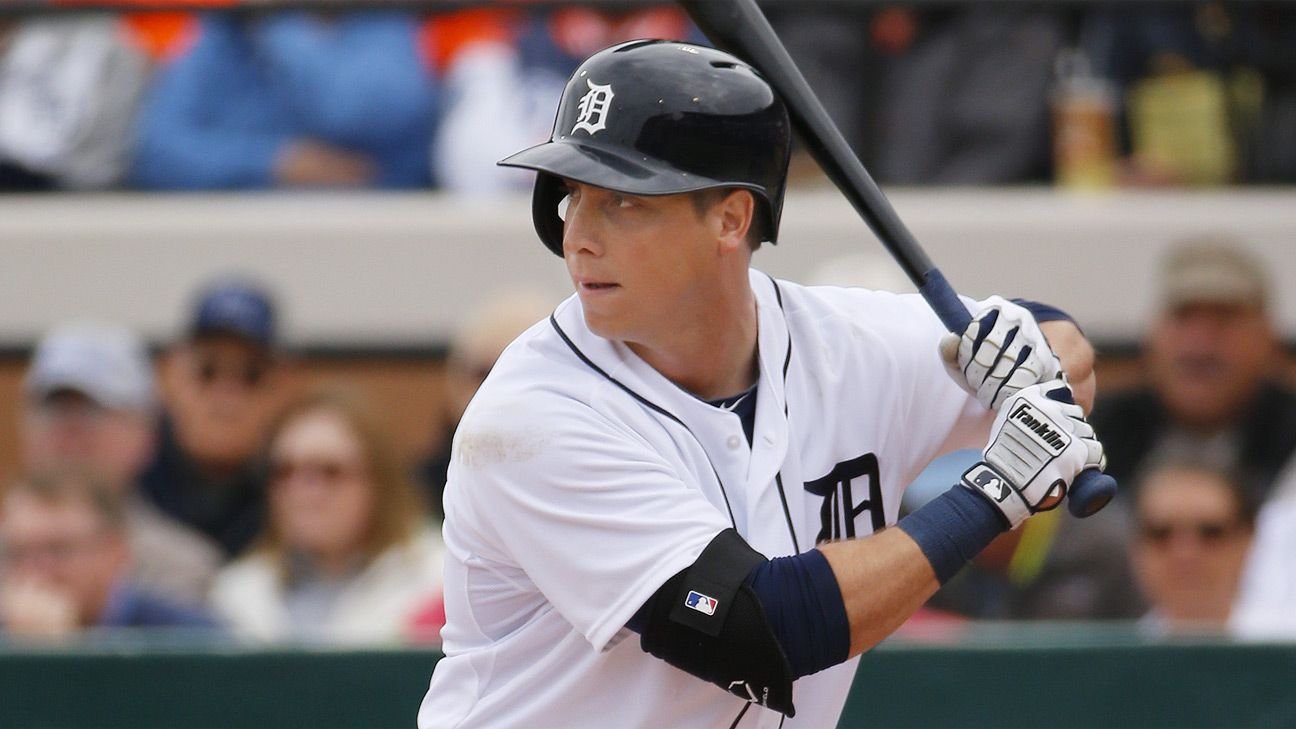 Andy Dirks to miss 3 months