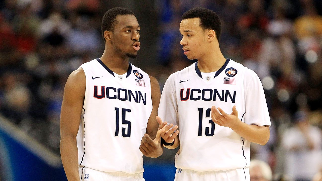 Shabazz Napier Is Realizing What Kemba Walker Did Best
