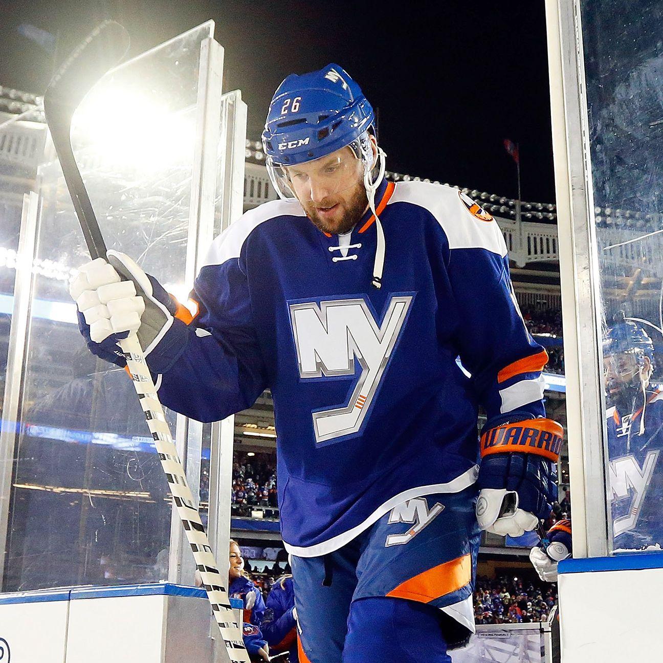 New York Islanders Thomas Vanek