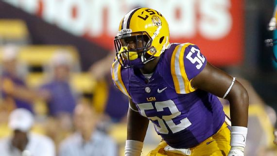 Kendell Beckwith Lsu 2016