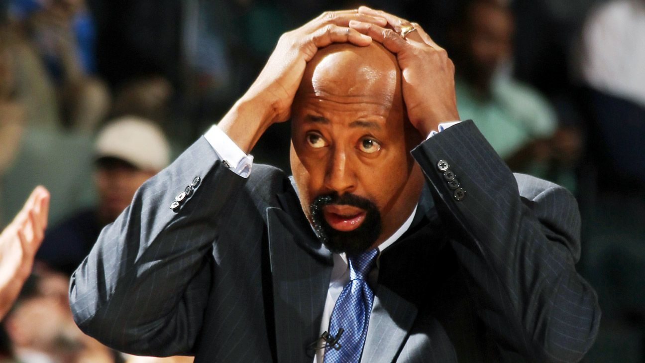 Mike Woodson fired as New York Knicks coach