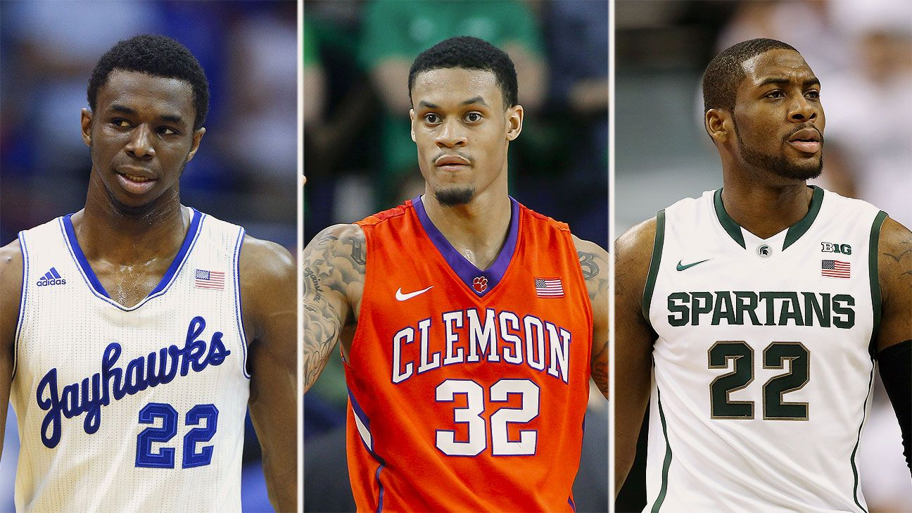Who's in, who's out of 2014 draft?