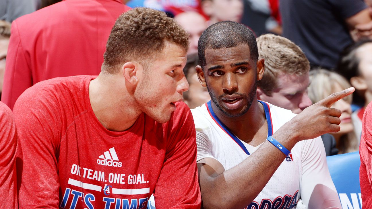Chris Paul limited in practice