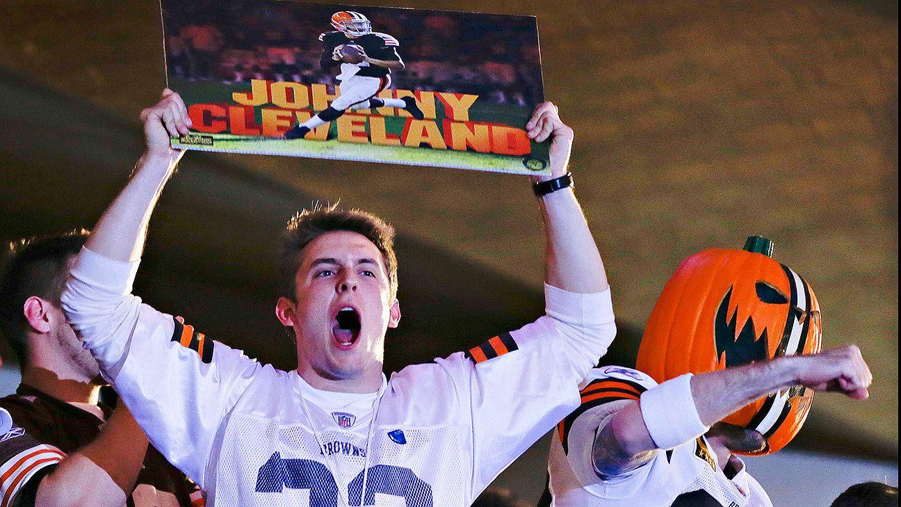Browns ticket sales skyrocket
