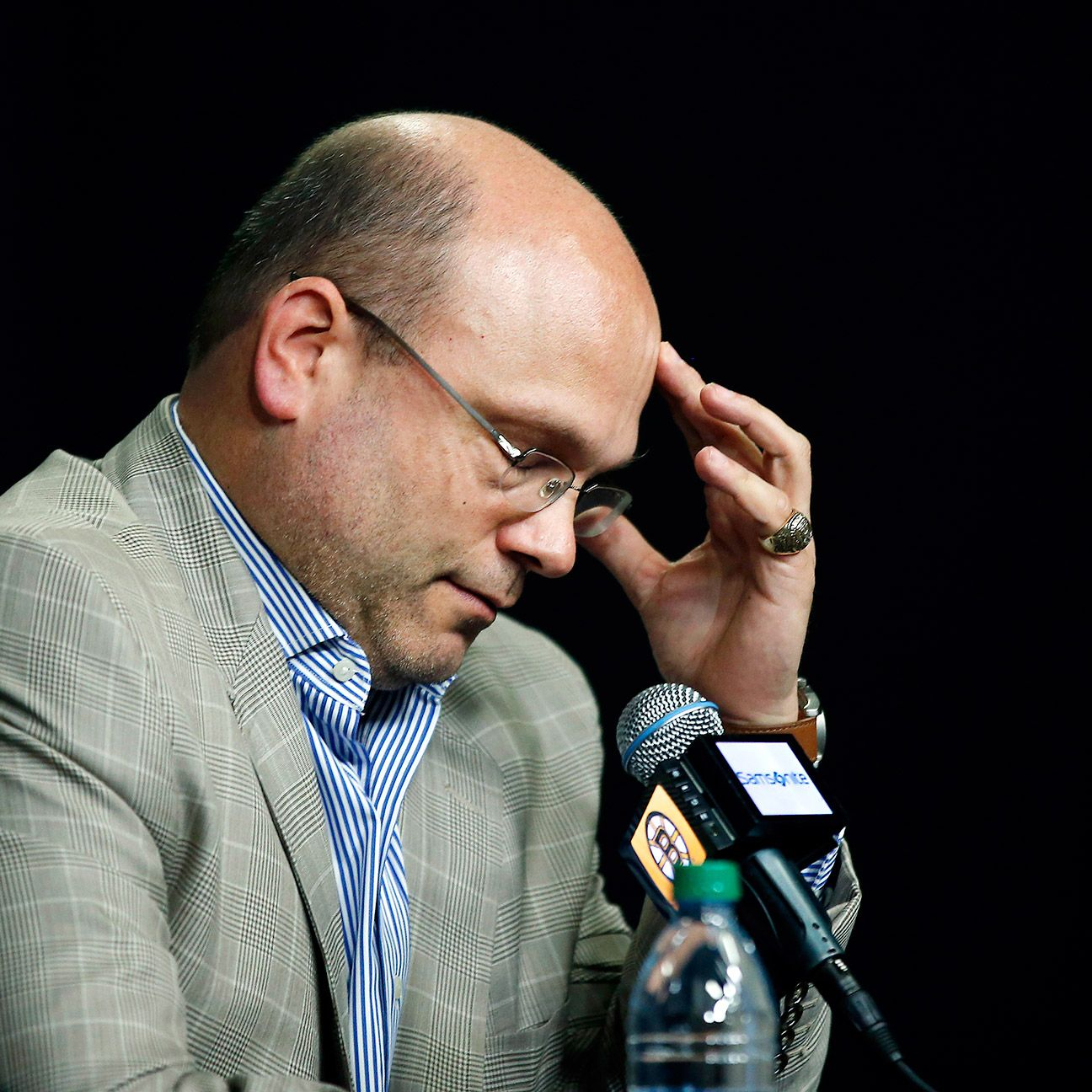Peter Chiarelli Fired As Boston Bruins General Manager
