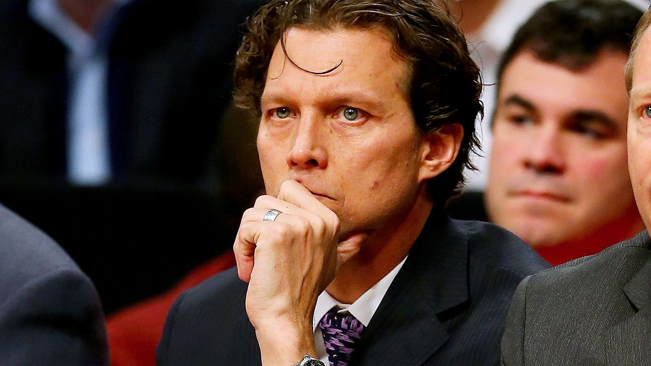 Jazz hire Quin Snyder as coach
