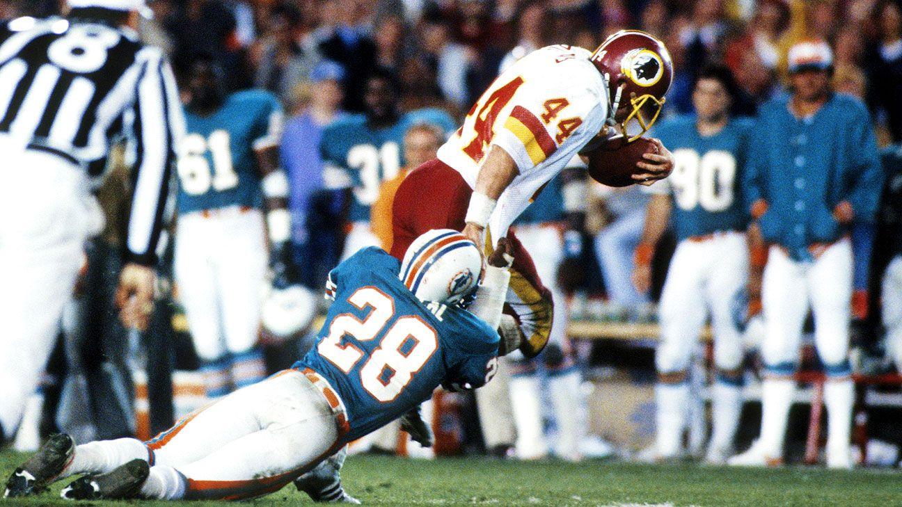 Washington Redskins Top Plays John Riggins Run