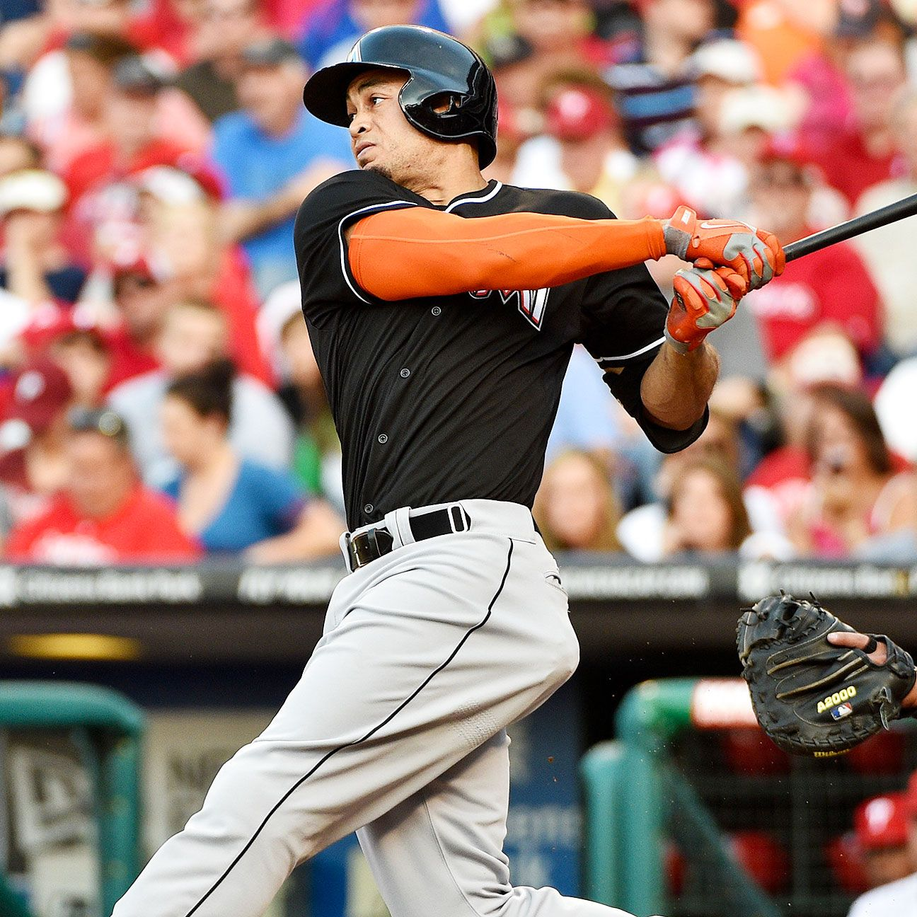 Giancarlo Stanton Of Miami Marlins Says He S Recovering: Miami Marlins GM Insists Giancarlo Stanton, Casey McGehee