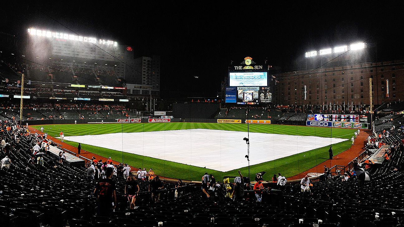 Red Sox angry rained out O