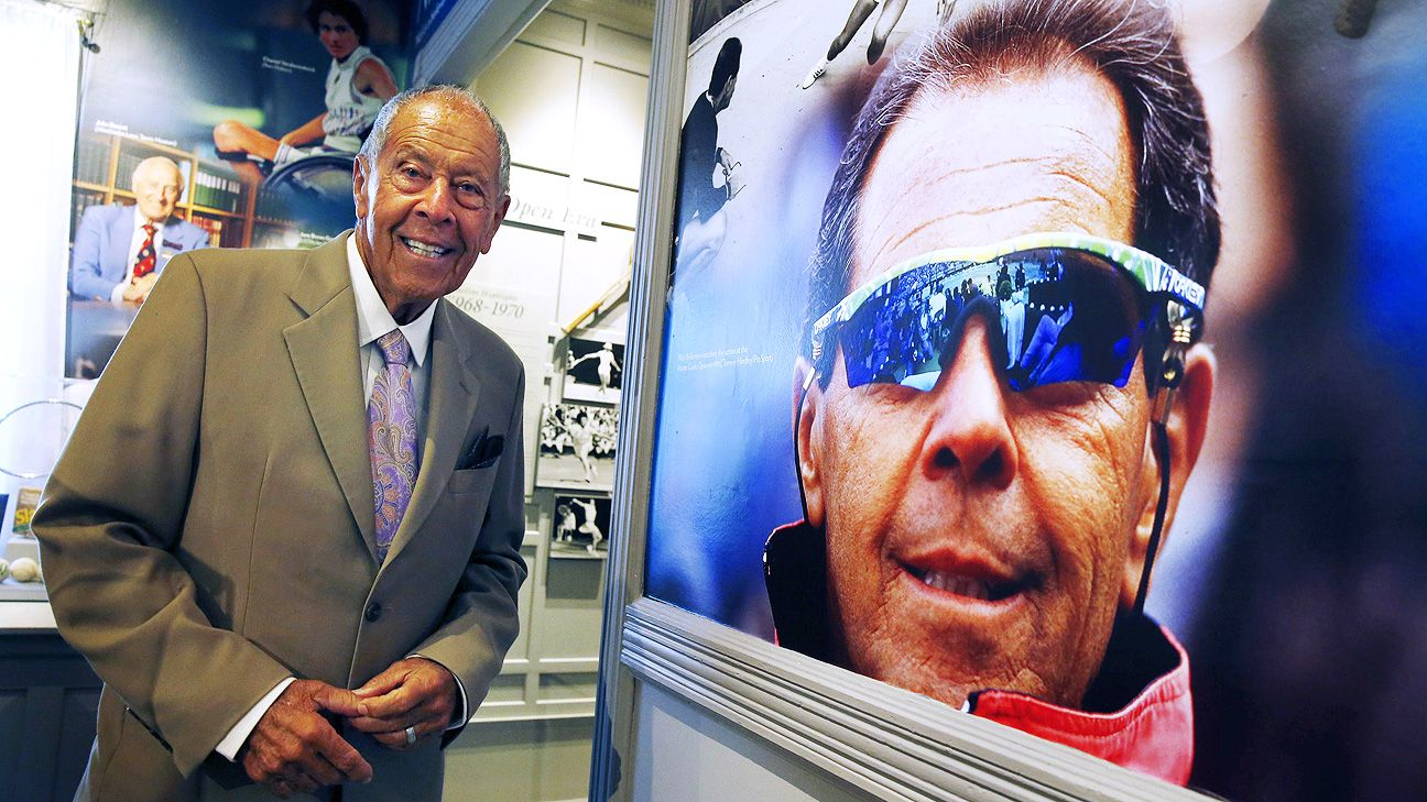 Five questions with Nick Bollettieri