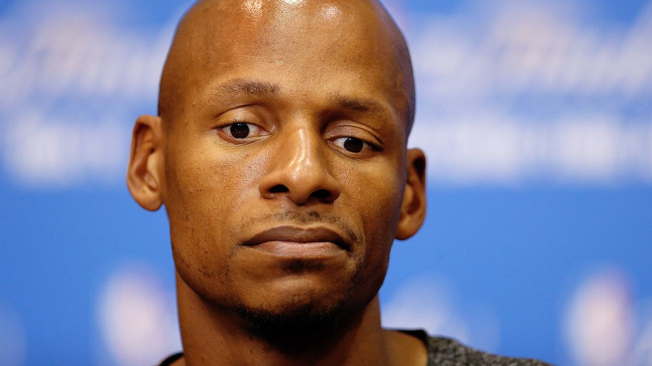Ray allen retires from nba writes he is completely at peace with