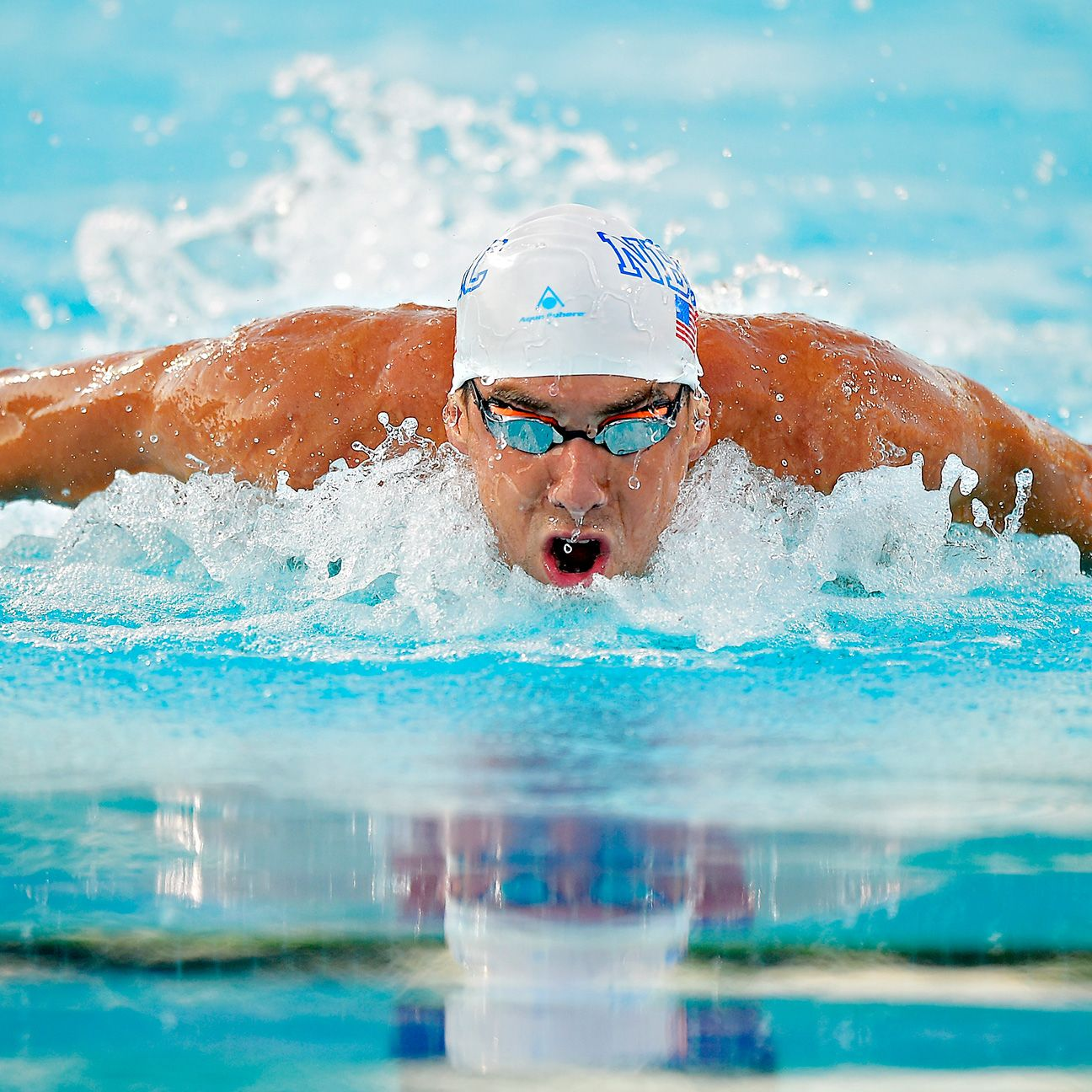 Arizona Gold Swimming: Michael Phelps Wins Gold Medal In 100-meter Butterfly At