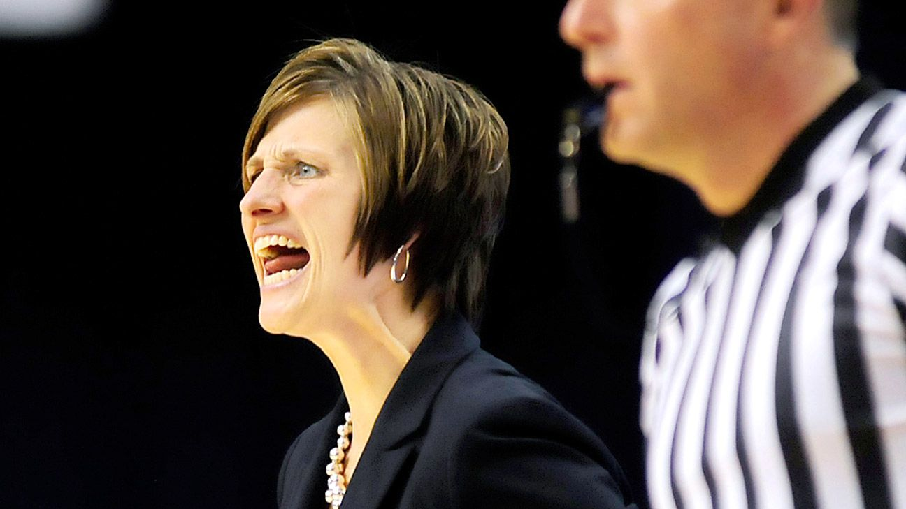 Teri Moren Hired By Indiana Hoosiers As Women S Basketball