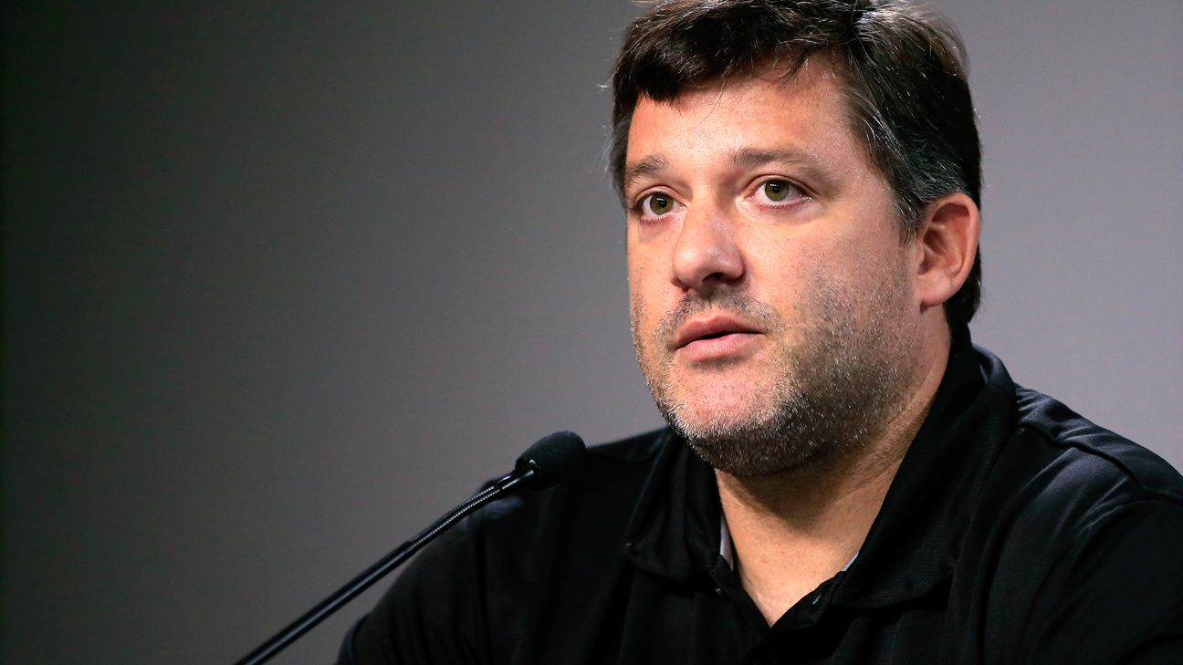 Kevin Ward Sr.: Tony Stewart 'took a very, very big part of my family's life'