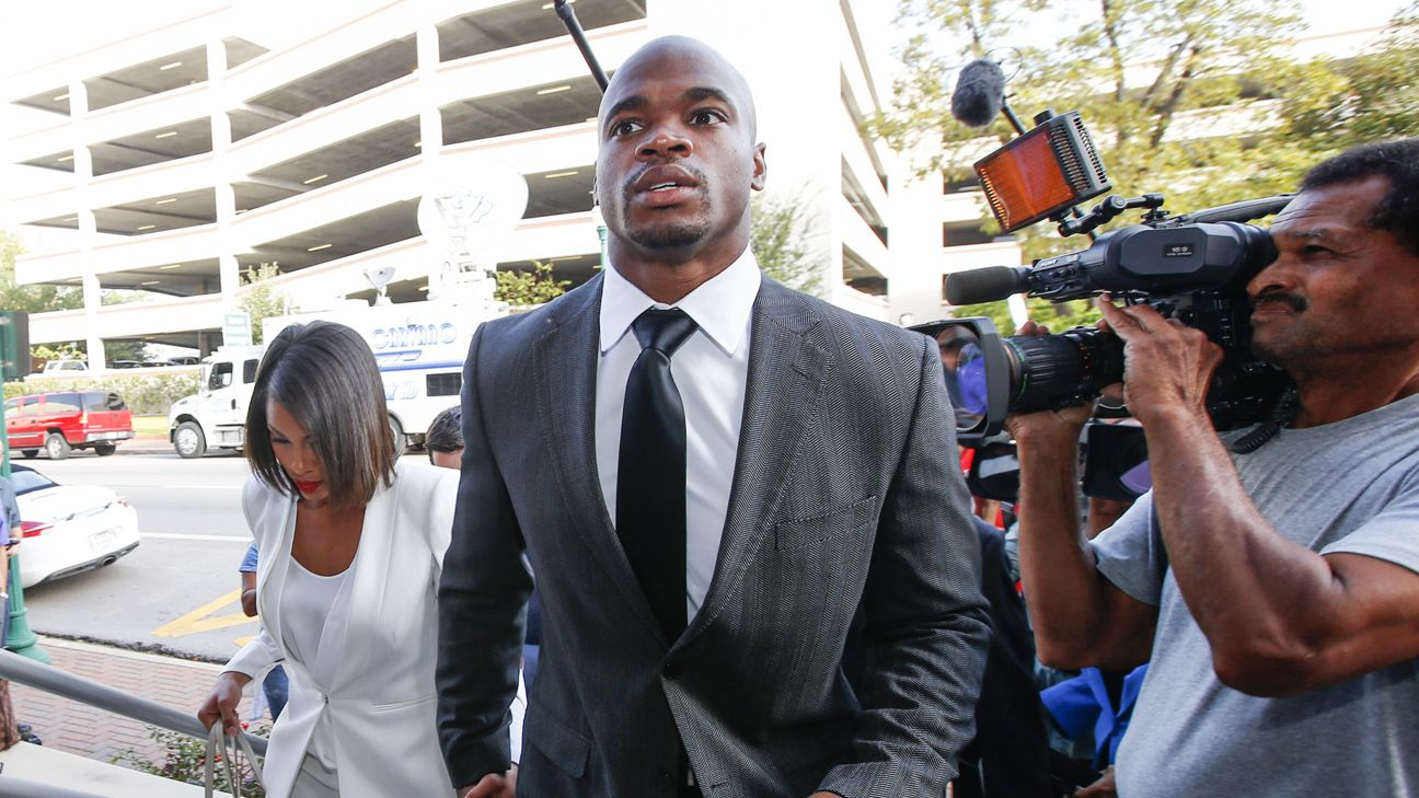 NFL, union at odds over Peterson