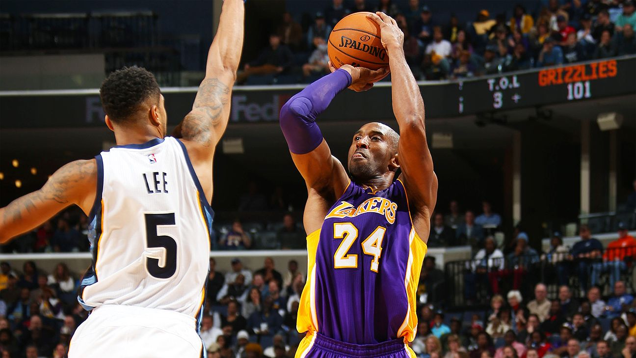 Misses add up to big part of Kobe's legacy