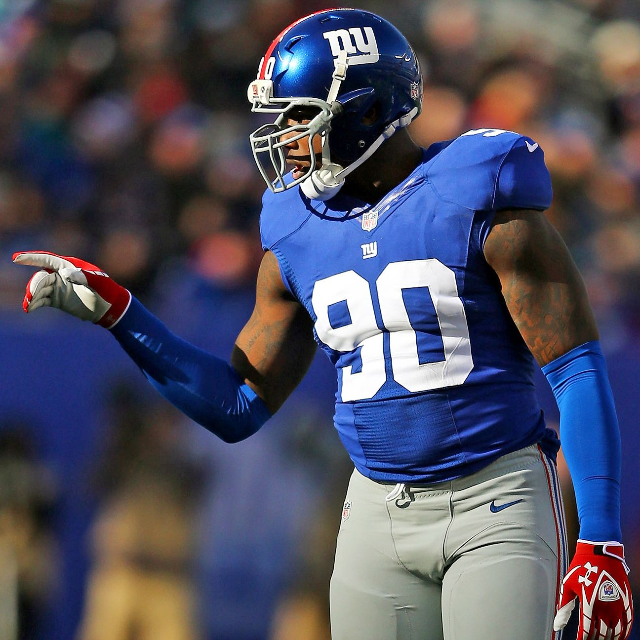 Jason Pierre Paul Pictures: NFL FAQ: Jason Pierre-Paul, C.J. Wilson Injured In
