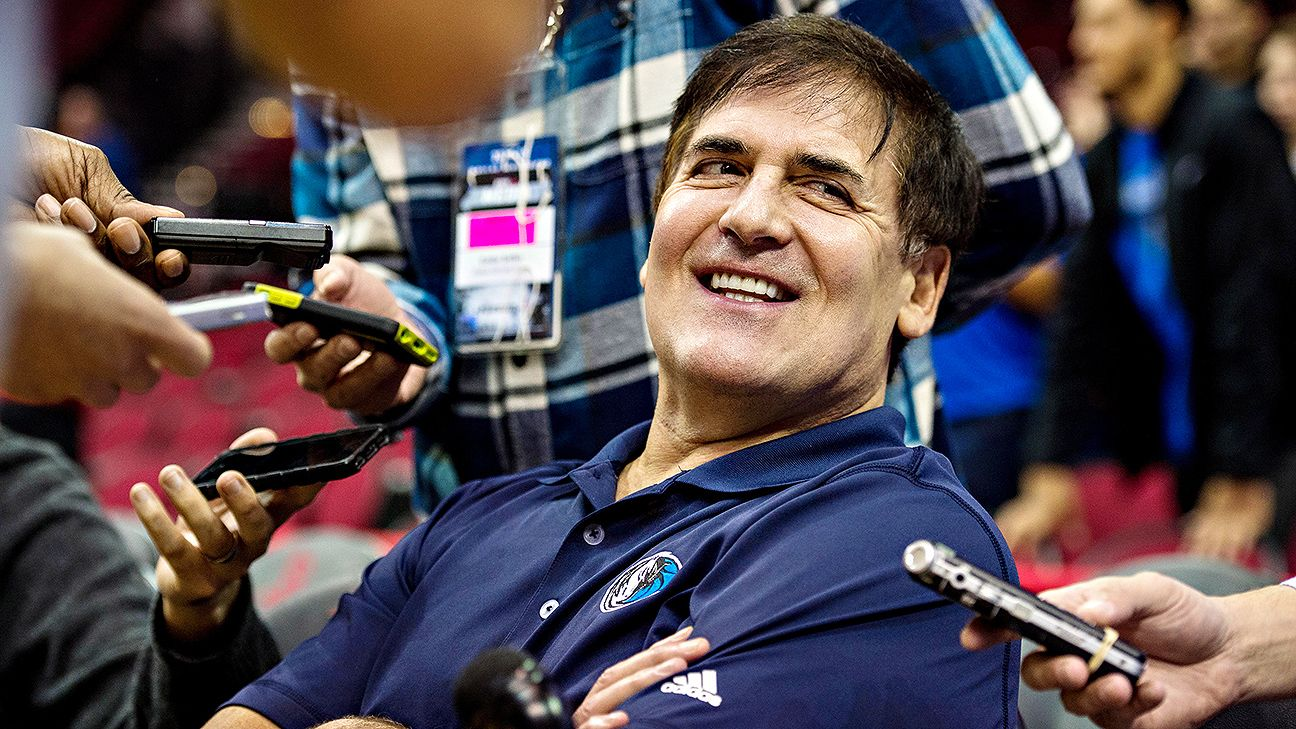 Mark Cuban backs spaced-out sked