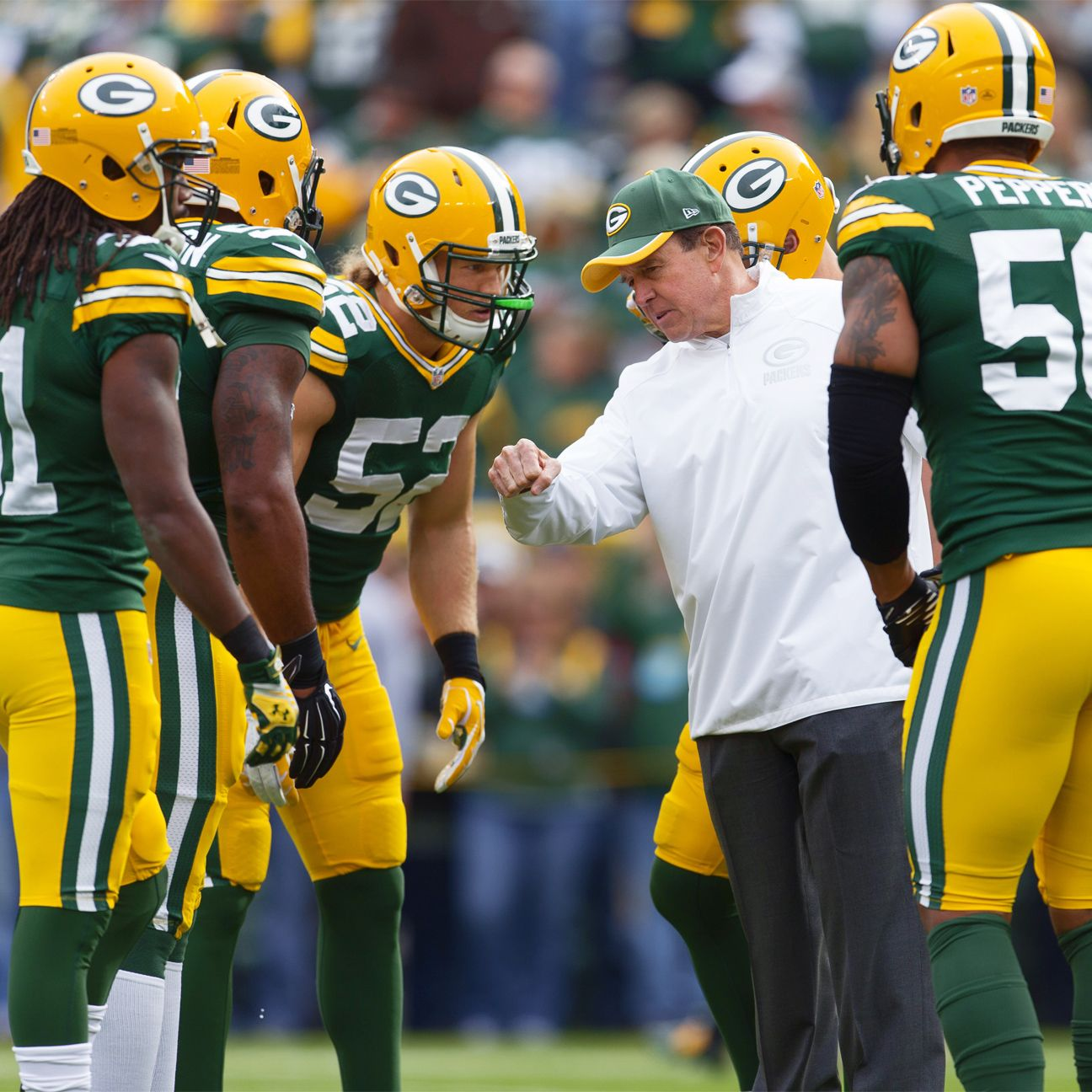 San Diego Chargers Defensive Coordinator: Dom Capers Still Going Strong As Packers' Defensive