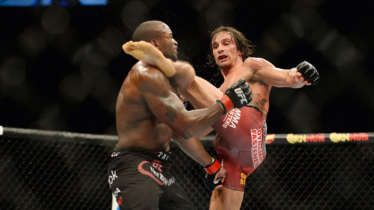 UFC middleweight Josh Samman was hospitalized last week after he was found unresponsive in a friend's home