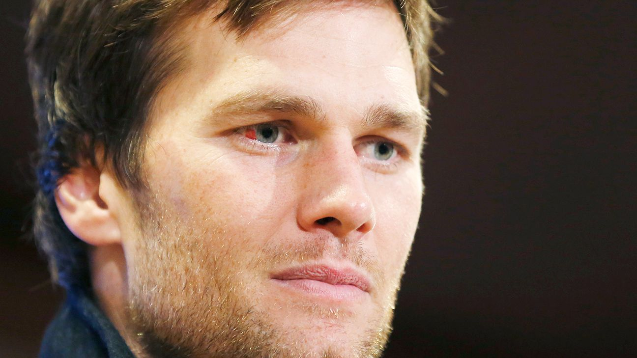 New England Patriots Qb Tom Brady On Getting Poked In The