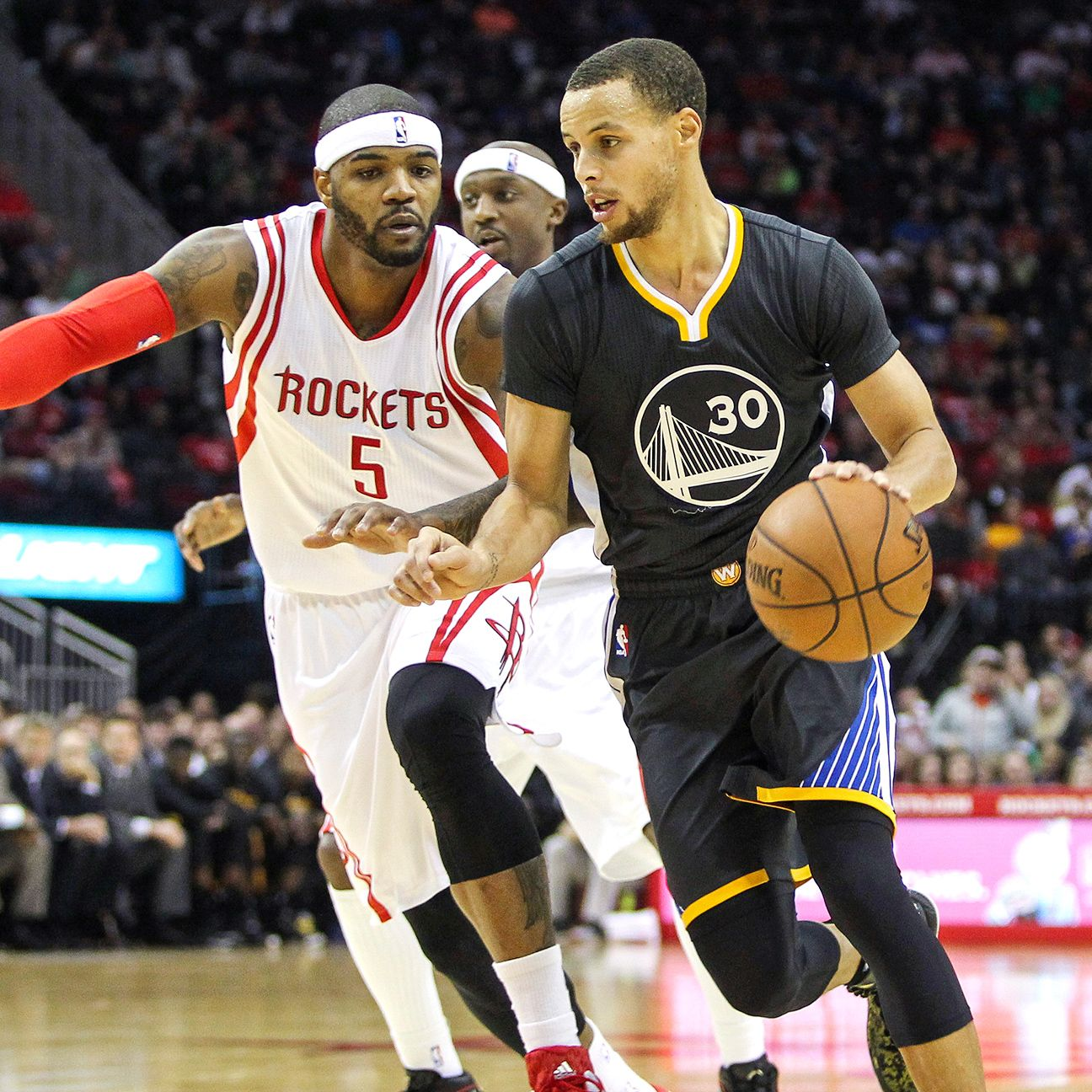 James Harden And Stephen Curry: Why Stephen Curry Leads James Harden