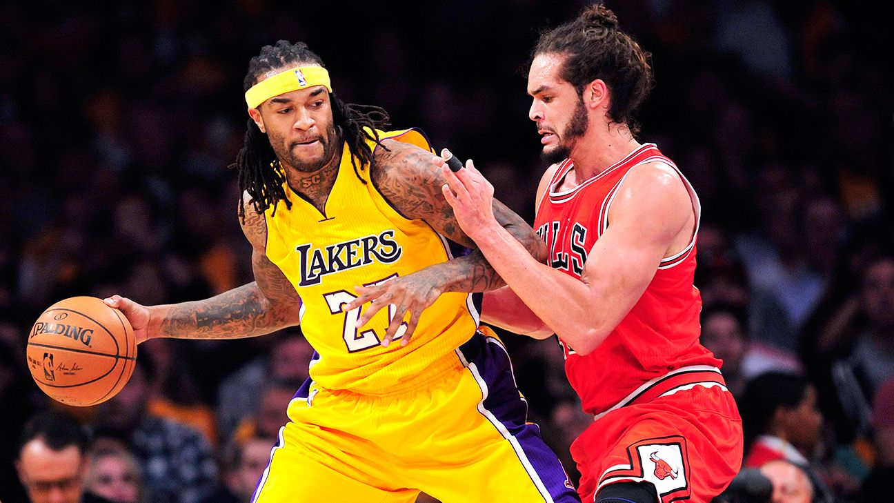 Lakers decline Jordan Hill's option to free up money for free agency