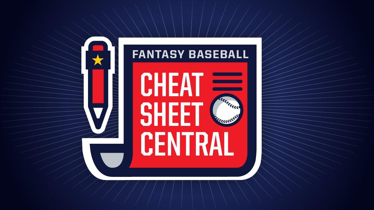 Fantasy Baseball - Cheat sheets for 2016 season - Auction ...