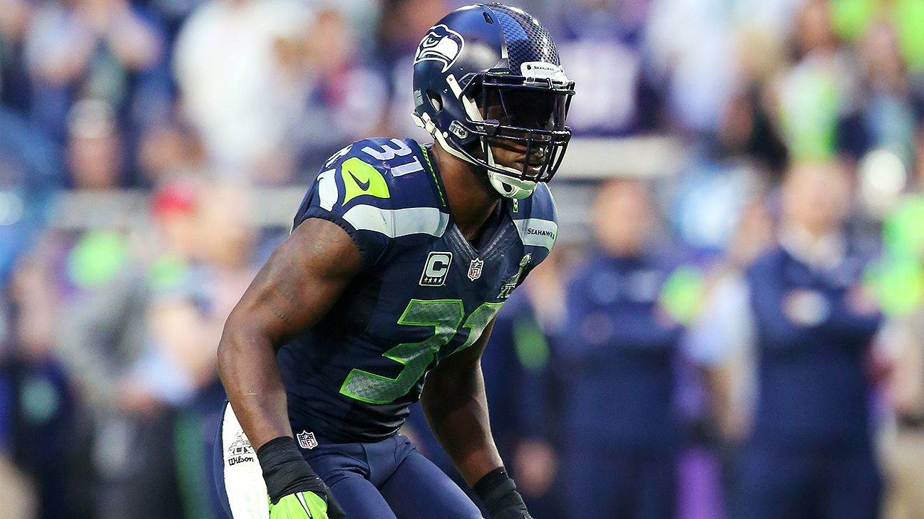 Safety Kam Chancellor had torn MCL